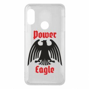 Etui na Mi A2 Lite Power eagle