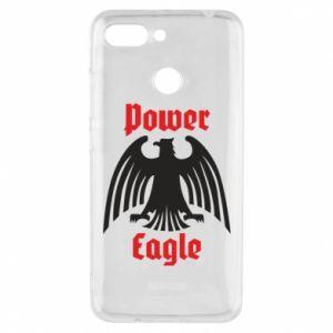 Etui na Xiaomi Redmi 6 Power eagle