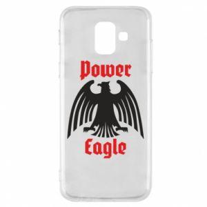 Etui na Samsung A6 2018 Power eagle