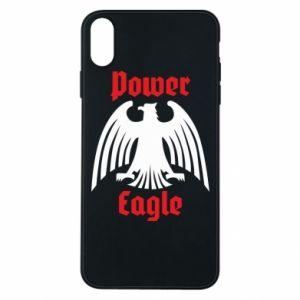 Etui na iPhone Xs Max Power eagle