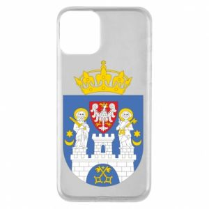 Phone case for iPhone 11 Poznan coat of arms