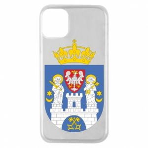 Phone case for iPhone 11 Pro Poznan coat of arms