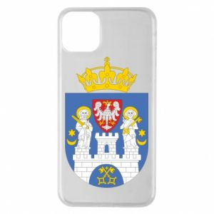 Phone case for iPhone 11 Pro Max Poznan coat of arms