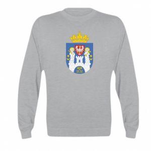 Bluza dziecięca Poznań herb