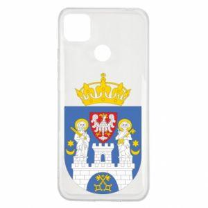 Xiaomi Redmi 9c Case Poznan coat of arms