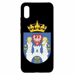 Xiaomi Redmi 9a Case Poznan coat of arms