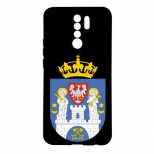 Etui na Xiaomi Redmi 9 Poznań herb