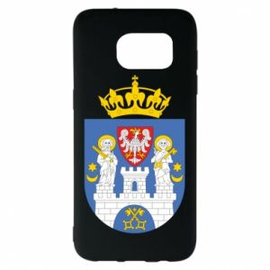 Samsung S7 EDGE Case Poznan coat of arms