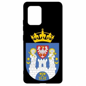 Samsung S10 Lite Case Poznan coat of arms