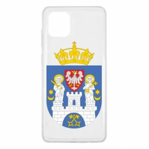 Samsung Note 10 Lite Case Poznan coat of arms