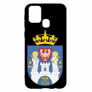 Samsung M31 Case Poznan coat of arms
