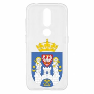 Nokia 4.2 Case Poznan coat of arms