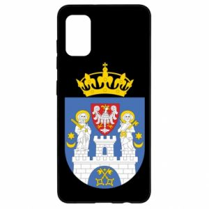 Samsung A41 Case Poznan coat of arms