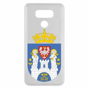 LG G6 Case Poznan coat of arms