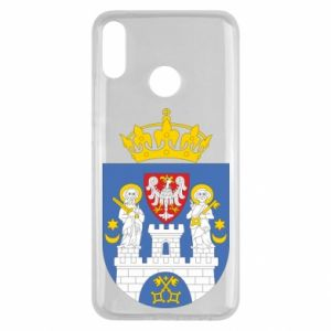Huawei Y9 2019 Case Poznan coat of arms