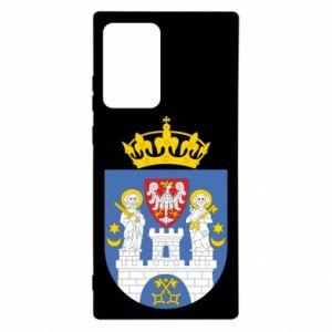 Etui na Samsung Note 20 Ultra Poznań herb