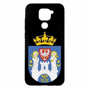 Etui na Xiaomi Redmi Note 9/Redmi 10X Poznań herb