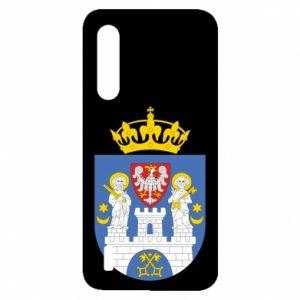 Etui na Xiaomi Mi9 Lite Poznań herb