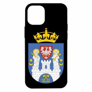 Etui na iPhone 12 Mini Poznań herb