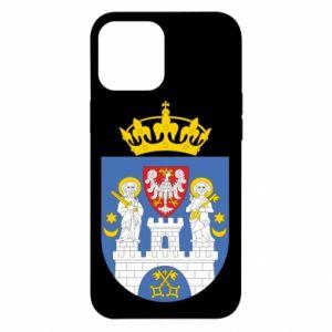 Etui na iPhone 12 Pro Max Poznań herb