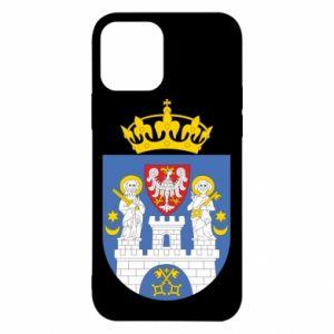 Etui na iPhone 12/12 Pro Poznań herb