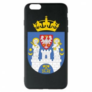 Phone case for iPhone 6 Plus/6S Plus Poznan coat of arms