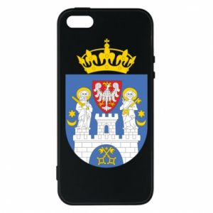Phone case for iPhone 5/5S/SE Poznan coat of arms