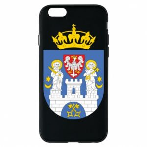 Phone case for iPhone 6/6S Poznan coat of arms