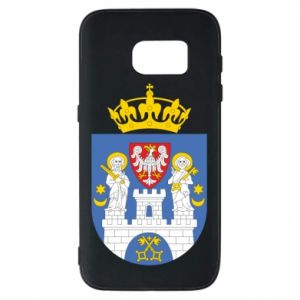 Phone case for Samsung S7 Poznan coat of arms