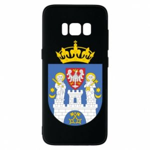 Phone case for Samsung S8 Poznan coat of arms