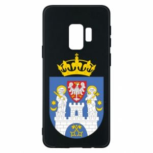 Phone case for Samsung S9 Poznan coat of arms