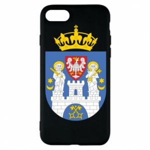 Phone case for iPhone 8 Poznan coat of arms