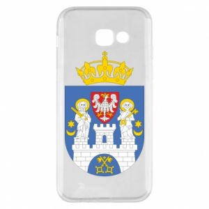 Phone case for Samsung A5 2017 Poznan coat of arms