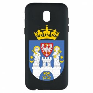 Phone case for Samsung J5 2017 Poznan coat of arms