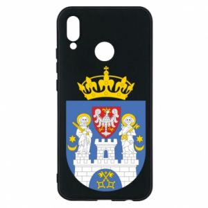 Phone case for Huawei P20 Lite Poznan coat of arms