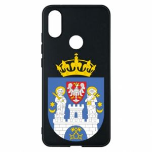 Phone case for Xiaomi Mi A2 Poznan coat of arms