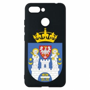 Phone case for Xiaomi Redmi 6 Poznan coat of arms