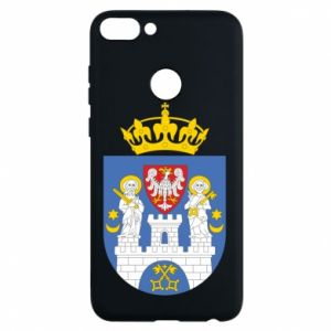 Phone case for Huawei P Smart Poznan coat of arms