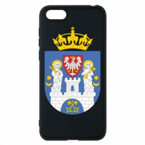 Phone case for Huawei Y5 2018 Poznan coat of arms