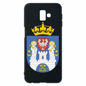 Phone case for Samsung J6 Plus 2018 Poznan coat of arms