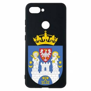 Phone case for Xiaomi Mi8 Lite Poznan coat of arms