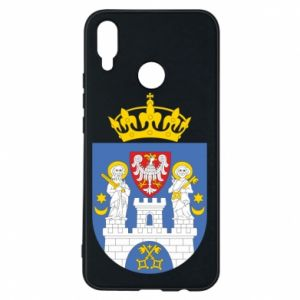 Phone case for Huawei P Smart Plus Poznan coat of arms