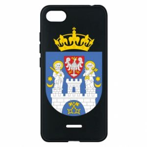 Phone case for Xiaomi Redmi 6A Poznan coat of arms