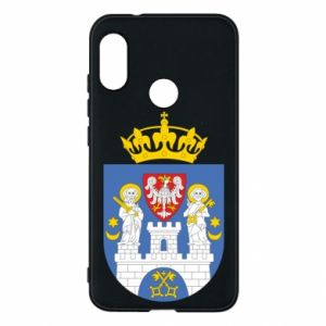 Phone case for Mi A2 Lite Poznan coat of arms