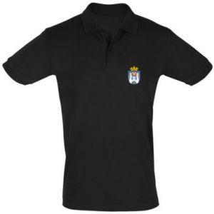 Men's Polo shirt Poznan coat of arms