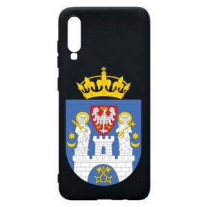 Phone case for Samsung A70 Poznan coat of arms