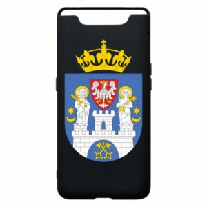 Phone case for Samsung A80 Poznan coat of arms