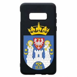 Phone case for Samsung S10e Poznan coat of arms