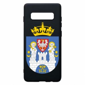Phone case for Samsung S10+ Poznan coat of arms