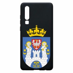 Phone case for Huawei P30 Poznan coat of arms